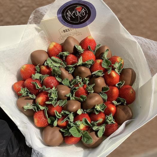 Букет «Шоколадная Мята»: букеты цветов на заказ Flowwow