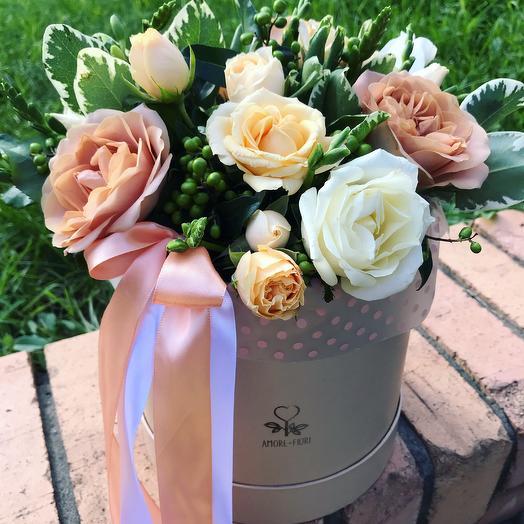 Легенда: букеты цветов на заказ Flowwow