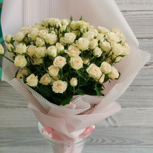 Персиковое чудо: букеты цветов на заказ Flowwow