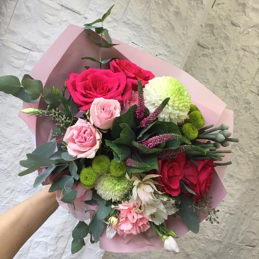 Flowers garden: букеты цветов на заказ Flowwow