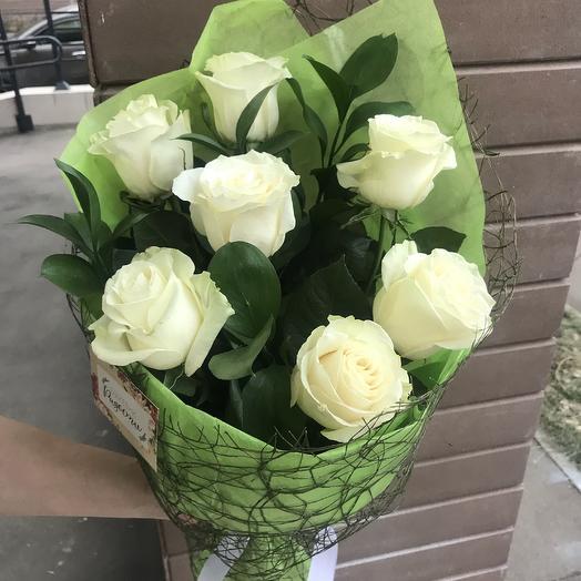 Букет «Ты и Я»: букеты цветов на заказ Flowwow