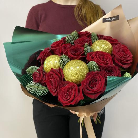The festive mood: flowers to order Flowwow