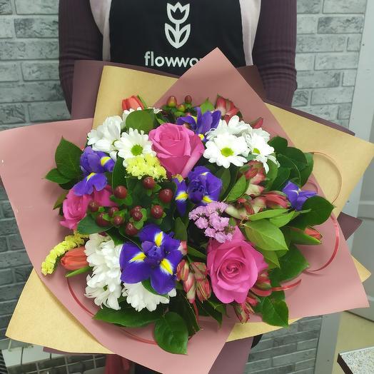 Дамский каприз): букеты цветов на заказ Flowwow