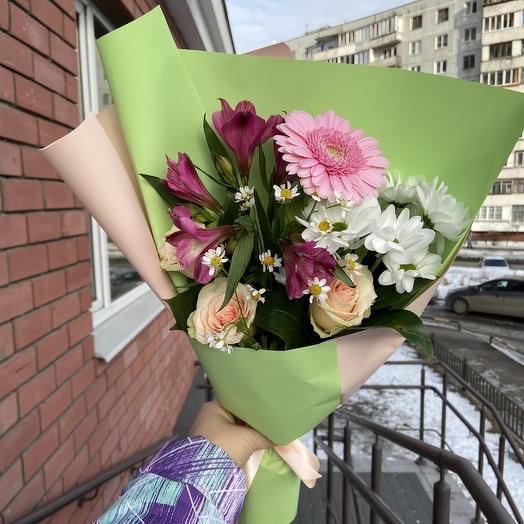 С Днём влюблённых 💓: букеты цветов на заказ Flowwow