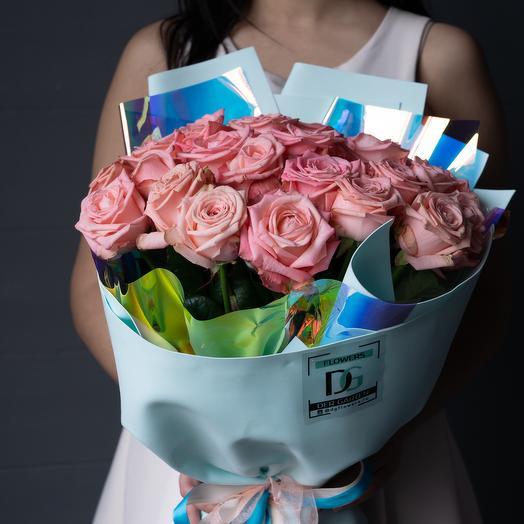 KaZanova: букеты цветов на заказ Flowwow