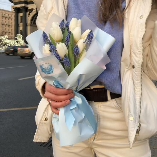 🦋: букеты цветов на заказ Flowwow