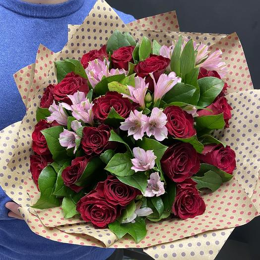 Ясное утро: букеты цветов на заказ Flowwow