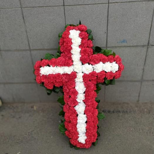 Крест на надгробие
