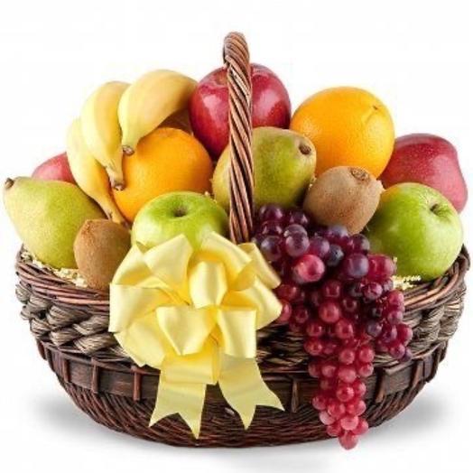 Корзина фруктов «Витамин плюс»