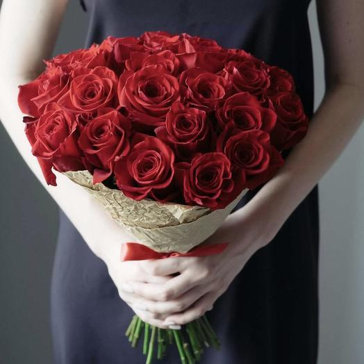 31 Роза 60 см: букеты цветов на заказ Flowwow