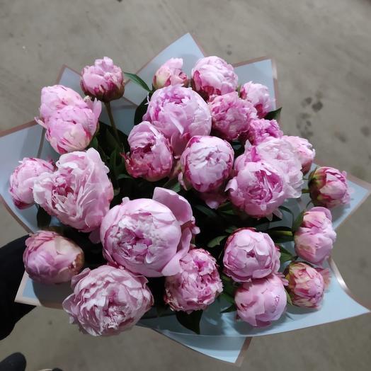 Bouquet 13: букеты цветов на заказ Flowwow
