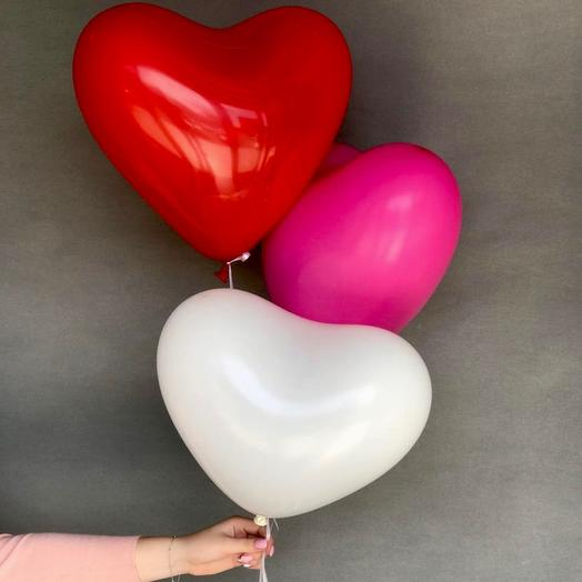 Шары « Сердце »