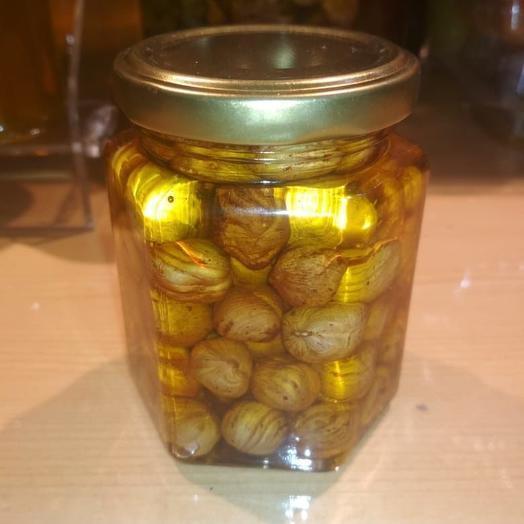 Медовая настройка с фундуком 300 гр