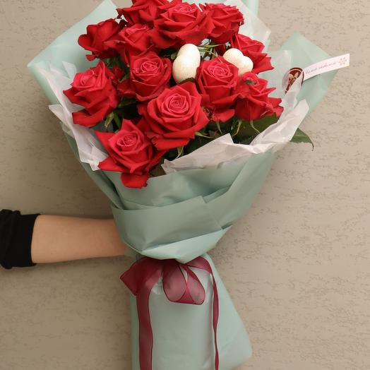 Bouquet of 16