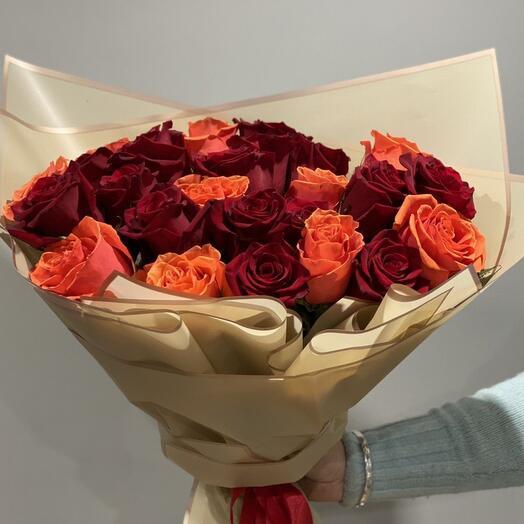 Роза Эквадор 25
