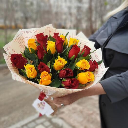 21 роза Кения