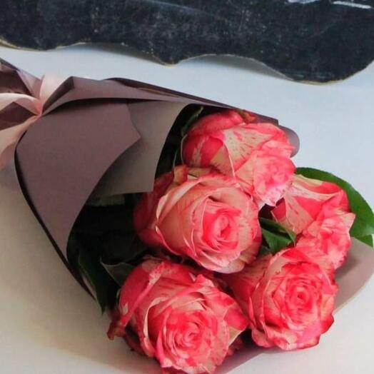 Роза меджик тайм 5 шт