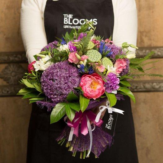 TOSCANA: букеты цветов на заказ Flowwow