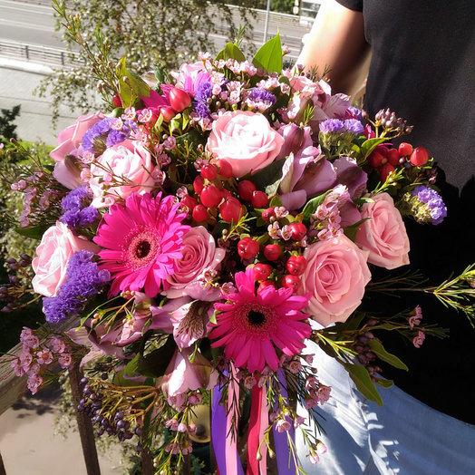 Чарующий (Букет 277): букеты цветов на заказ Flowwow