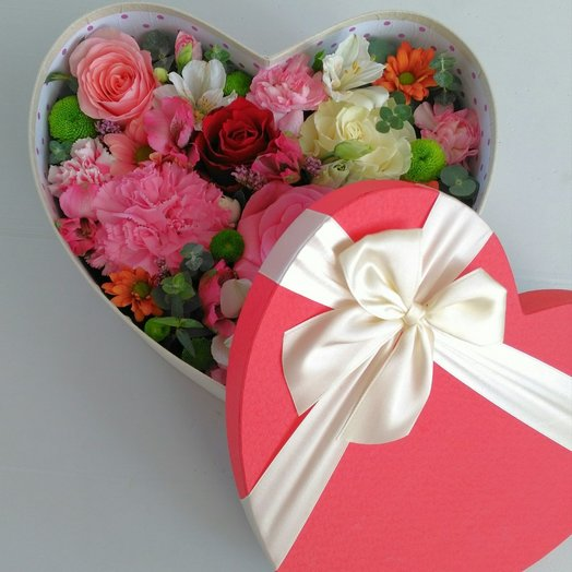 Любимой.: букеты цветов на заказ Flowwow