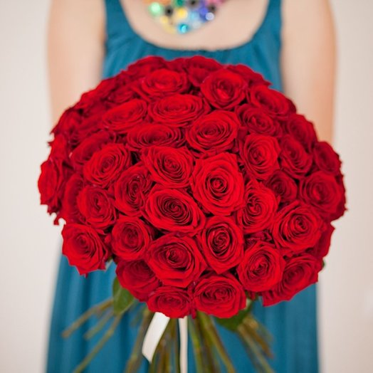 Bouquet of 101 red rose