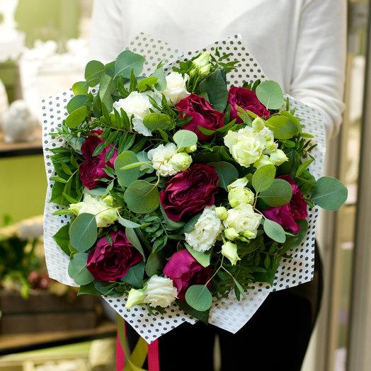 Букет цветов Дарси: букеты цветов на заказ Flowwow