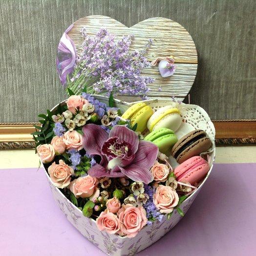Утро туманное: букеты цветов на заказ Flowwow