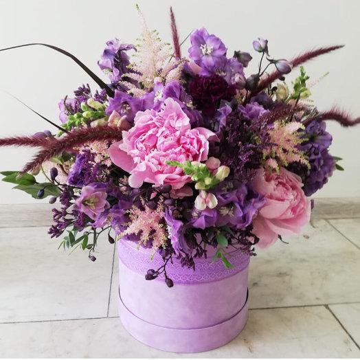 Лавандовое безумие : букеты цветов на заказ Flowwow
