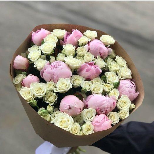 """""""Мечта Шекспира"""": букеты цветов на заказ Flowwow"""