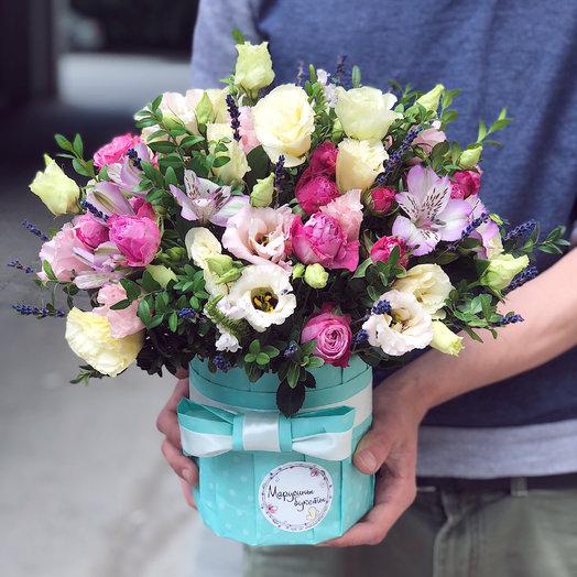 Лавандовые сны: букеты цветов на заказ Flowwow