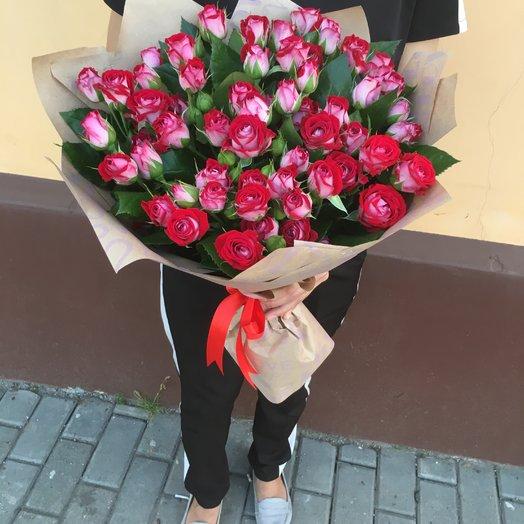 О Любимая: букеты цветов на заказ Flowwow