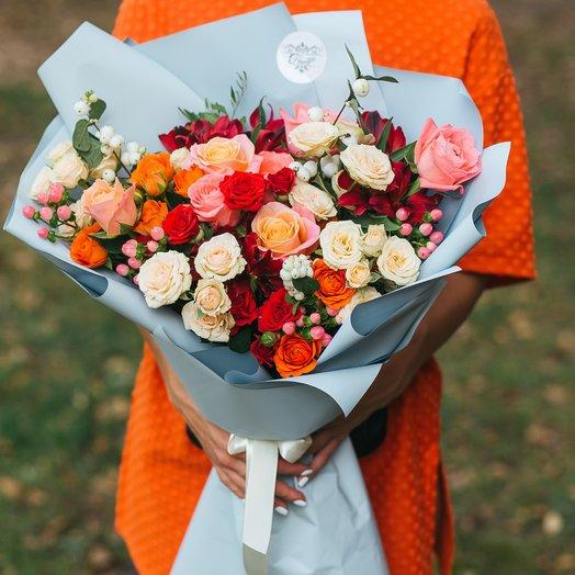 Мадрен: букеты цветов на заказ Flowwow