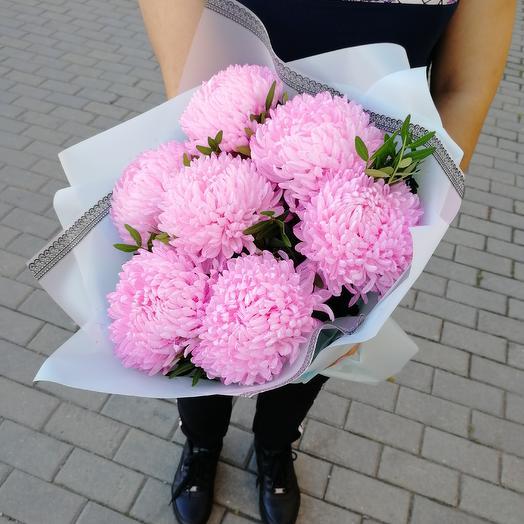 Крымская хризантема: букеты цветов на заказ Flowwow