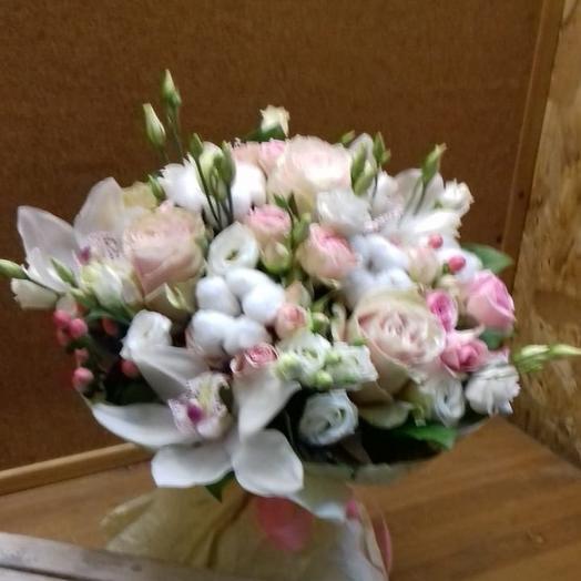 Метель: букеты цветов на заказ Flowwow