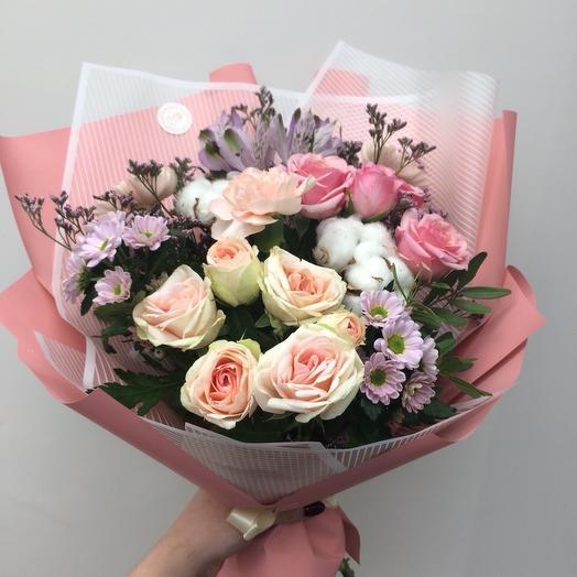 Конфетный период: букеты цветов на заказ Flowwow
