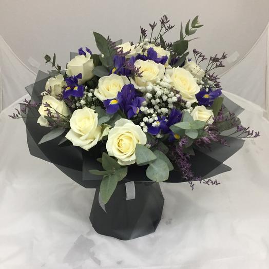 Пандора: букеты цветов на заказ Flowwow
