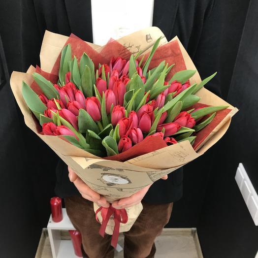Страстный Вечер: букеты цветов на заказ Flowwow
