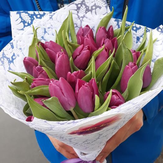 Сияющая улыбка: букеты цветов на заказ Flowwow