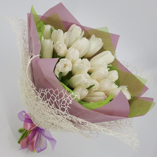 Весенняя капель: букеты цветов на заказ Flowwow