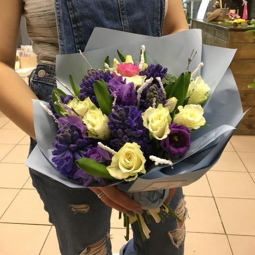 Антарктида: букеты цветов на заказ Flowwow