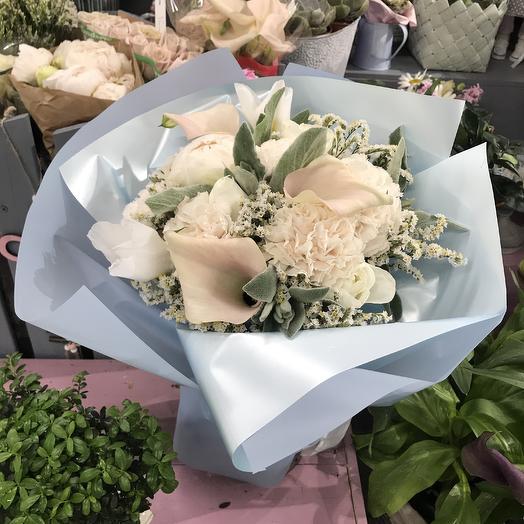 Inspiration: букеты цветов на заказ Flowwow