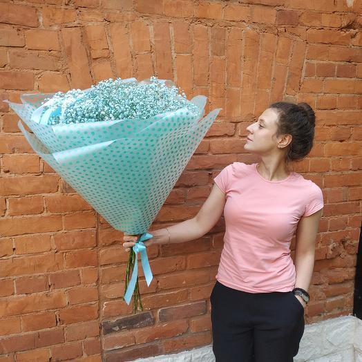 Смурфик: букеты цветов на заказ Flowwow
