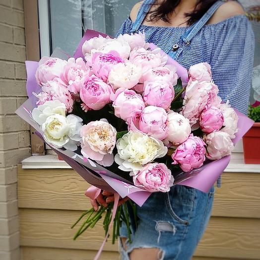 Девичье счастье: букеты цветов на заказ Flowwow