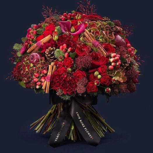 Царица Тамара: букеты цветов на заказ Flowwow