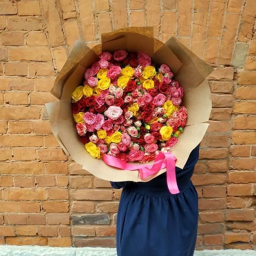 Максимум чувств: букеты цветов на заказ Flowwow