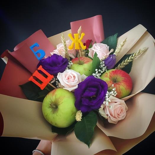 Сентябрь: букеты цветов на заказ Flowwow
