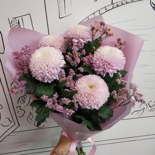 Звезда востока: букеты цветов на заказ Flowwow