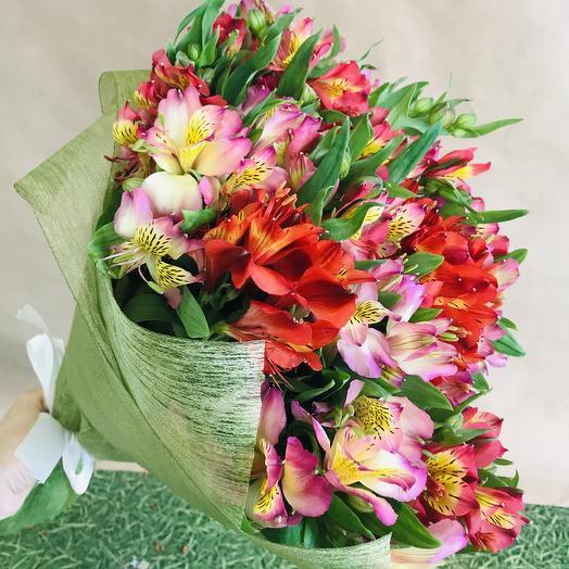 Вдохновление: букеты цветов на заказ Flowwow