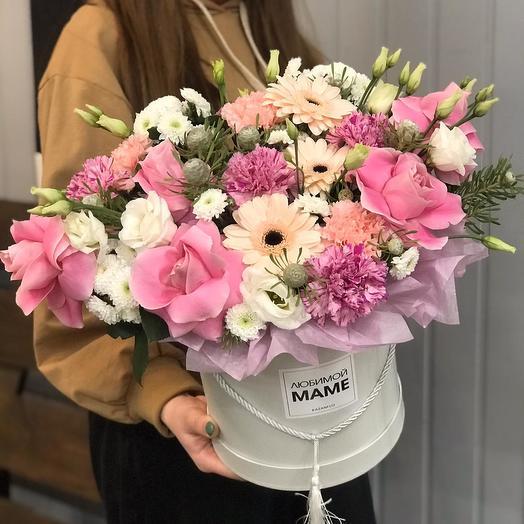 """Цветы """"Любимой маме"""""""