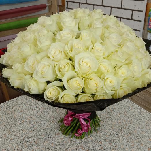 101 желание: букеты цветов на заказ Flowwow